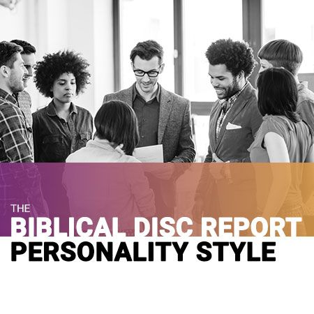 Biblical DISC Report Personality Style