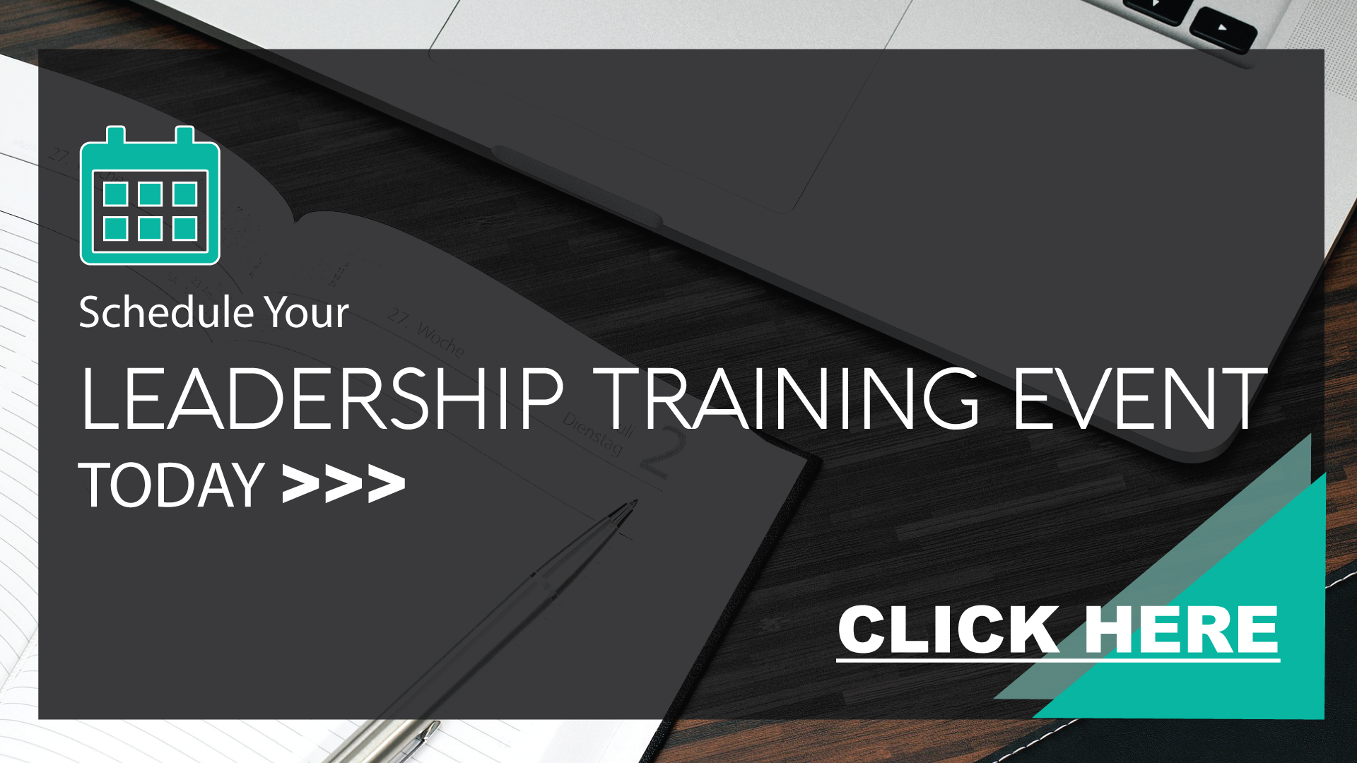 Click here to schedule your leadership training event today!